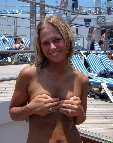 Topless Caribean Cruise Ship Swingers Blog Swinger Blog - Nude cruise ships